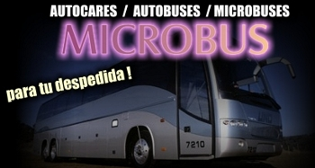 Alquiler microbuses autobuses
